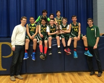 St. Isaac Jogues Catholic Grade School Athletic Teams